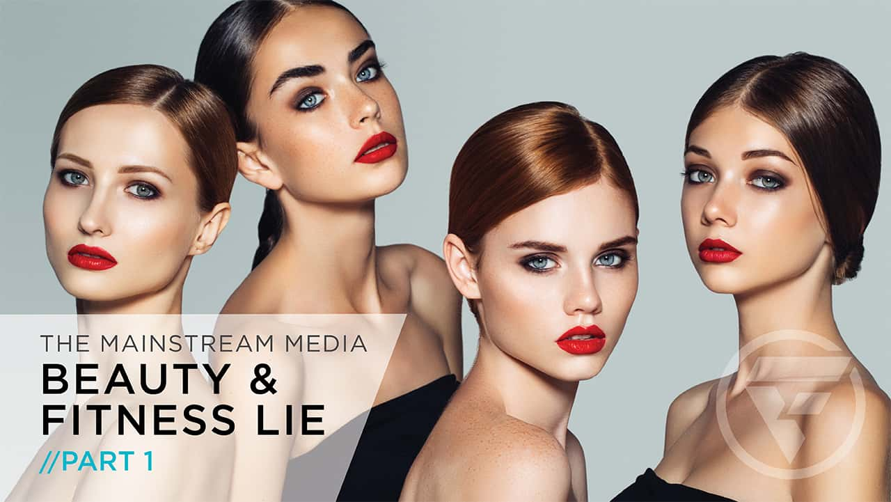 The Mainstream Media Beauty Lies